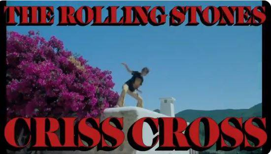"The Rolling Stones lanza canción inédita ""Criss Cross"""