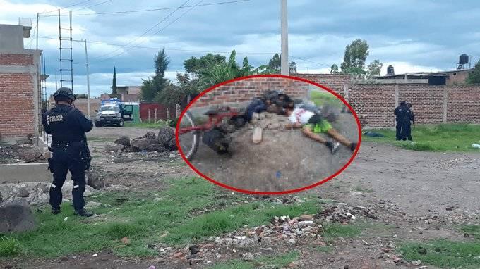 Siete personas pierden la vida en dos ataques armados en Guanajuato