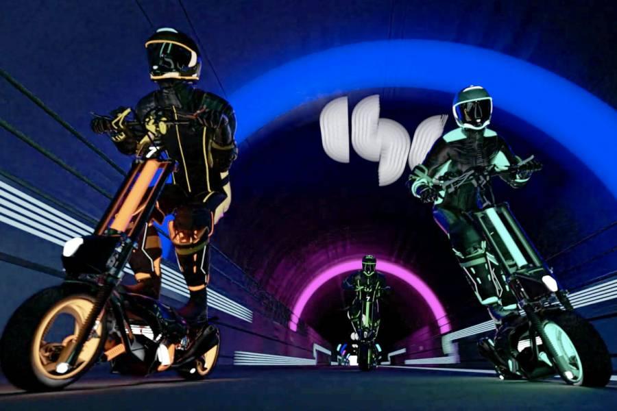 eSkootr, el campeonato de carreras de scooters al estilo Fórmula 1