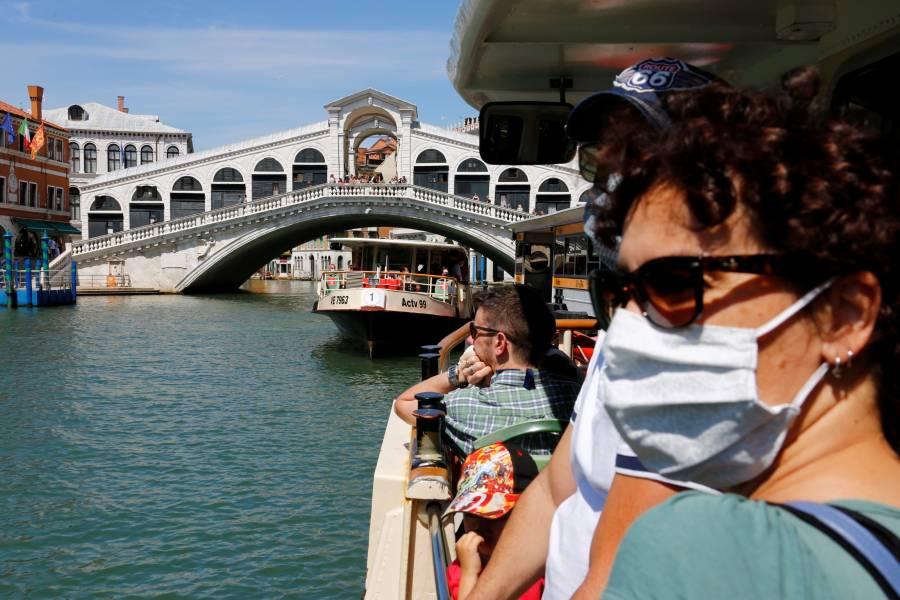 Italia examinará aguas residuales por posible nueva ola Covid-19