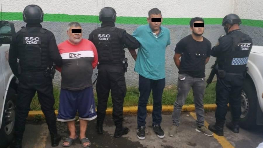 Trasladan a penal federal a sicarios  del CJNG y Unión Tepito