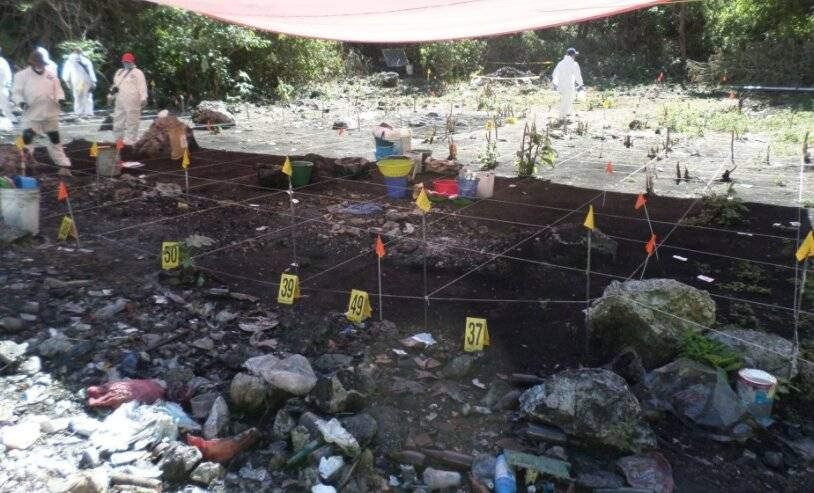 Identifican restos de Christian Alonso, normalista de Ayotzinapa