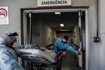 Brasil supera 17 millones de casos de Covid19