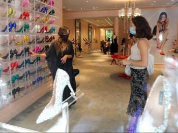 Jessica Parker abre su primera tienda de zapatos en Nueva York