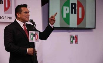 El PRI no va a encubrir a quienes abusaron de su cargo por corrupción: Alejandro Moreno
