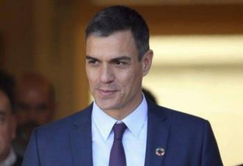 """Agradece Sánchez que Casa Real """"ponga distancia"""" con Juan Carlos"""