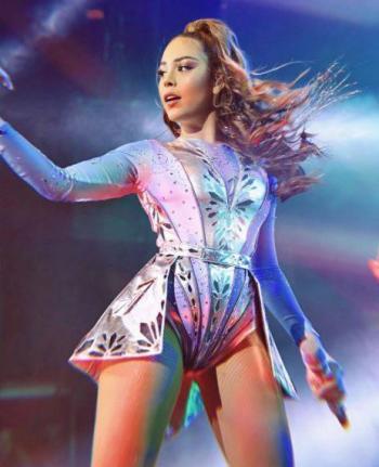 Danna Paola brinda detalles de su nuevo disco