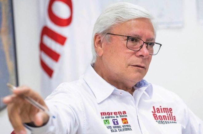 Gobernador de Baja California asegura que tuvo covid-19 en enero