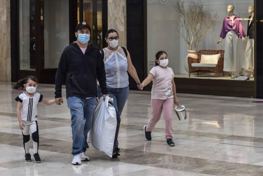 La epidemia en el país se está desacelerando: López-Gatell