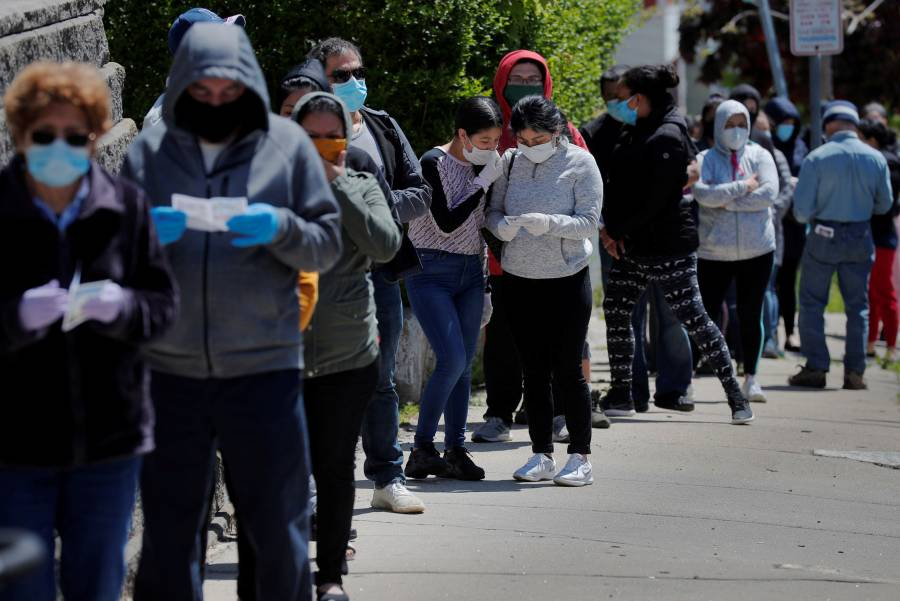 Advierte ONU por tráfico de cubrebocas y desinfectantes
