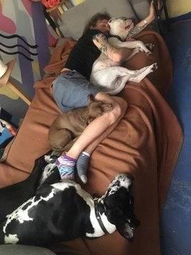 Fallece Pablo Fustec, intentaba rescatar a su perro