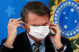 'Esto es cosa de gays' Bolsonaro sobre cubrebocas
