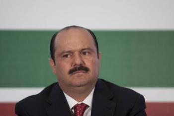 Por presunto lavado de dinero, UIF denuncia a César Duarte