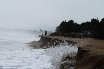 Tormenta tropical Cristina se convertirá en huracán este jueves