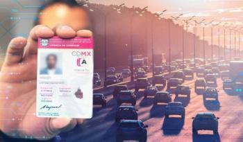 Tramita la licencia CDMX en línea