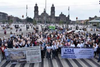 Damnificados de 19S retomarán las calles para exigir vivienda