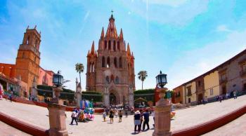 Reconocen a San Miguel de Allende como segunda mejor ciudad del mundo