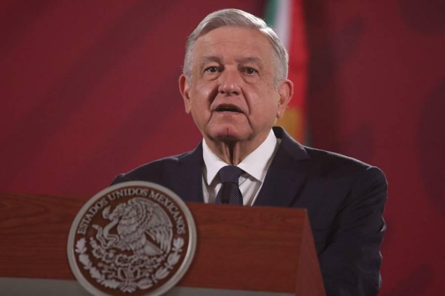 """""""Trump tiene invitación abierta para visitar México"""", afirma AMLO"""