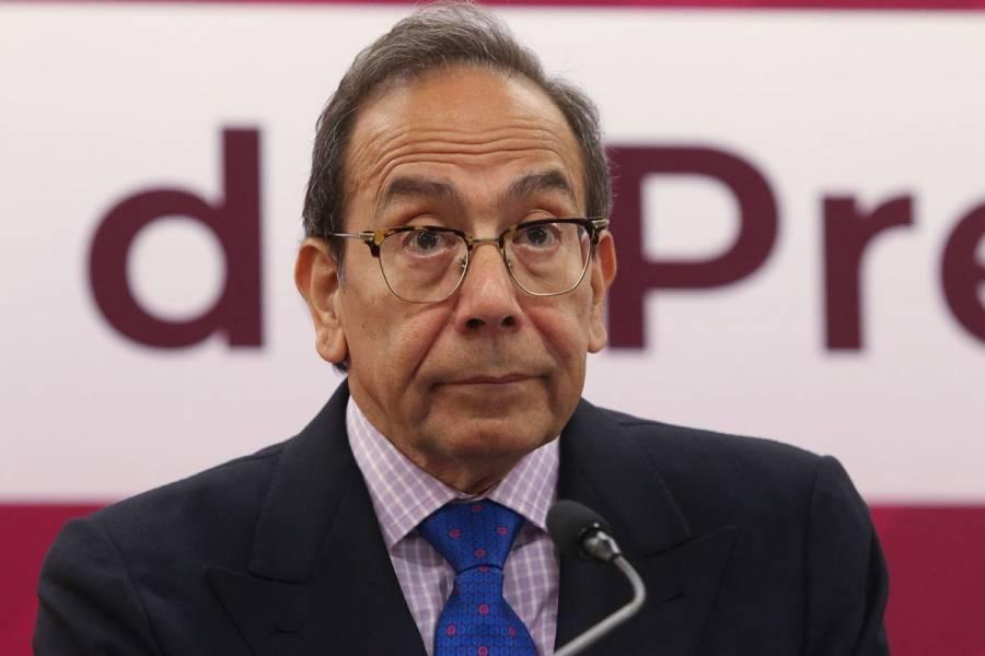 Presidente del CCE destaca visita de AMLO a EEUU