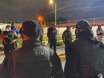 4 Policías Estatales robaban en Ecatepec, Municipales los intentaron detener