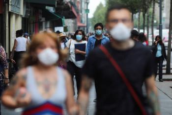 "Ve OPS ""situación compleja"" en México por Covid"