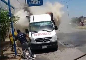 Anuncian avances en investigación de atentados contra empresas de alimentos en Tamaulipas