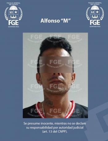 La FGR de Quintana Roo captura a un presunto extorsionador en Solidaridad