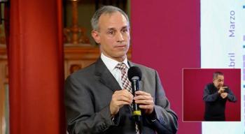 """López-Gatell: """"No habrá semáforos por inconsistencia en los datos"""""""