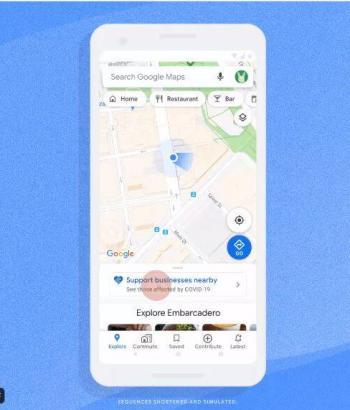 Google Maps mostrará semáforos en el camino