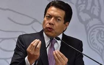 Encabeza Mario Delgado preferencias para dirigir Morena