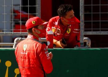 Ferrari recibe advertencia por ruptura de protocolo sobre Covid-19