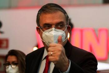 """Informe de EEUU por operativo """"Rápido y Furioso"""" se entregó a FGR: Ebrard"""