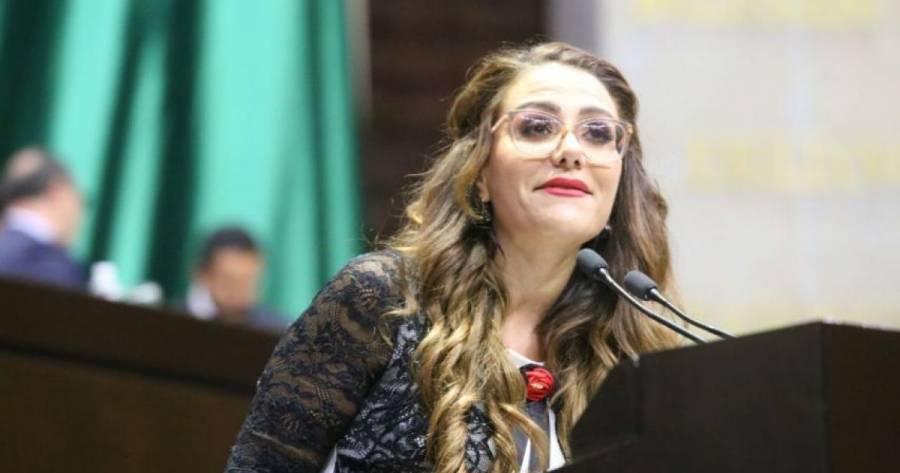 Declaraciones de Nayeli Salvatori serán revisadas por la Comisión de Ética