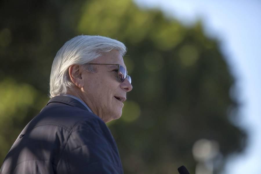 Jiménez Espriú es un gángster: Jaime Bonilla