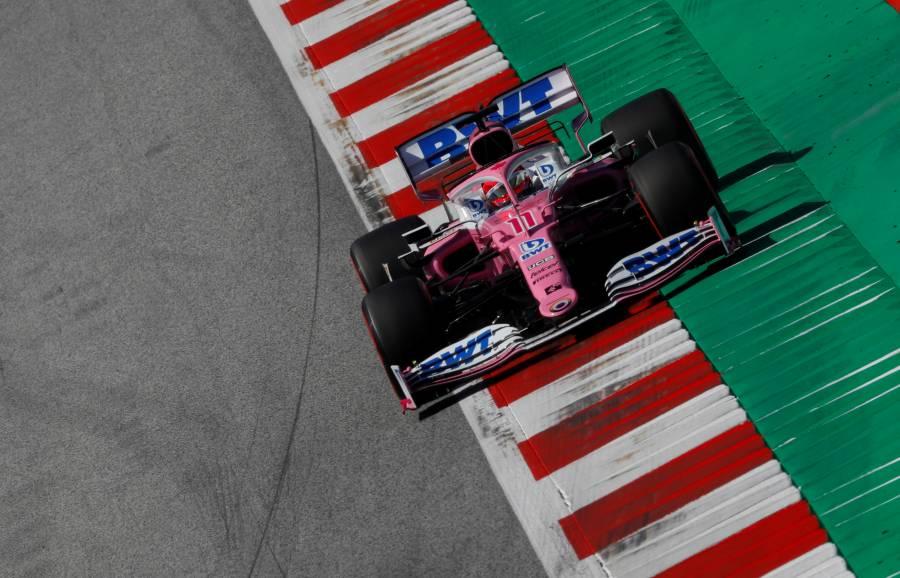 """Hamilton gana la pole del GP de Estiria; """"Checo"""" en el lugar 17"""
