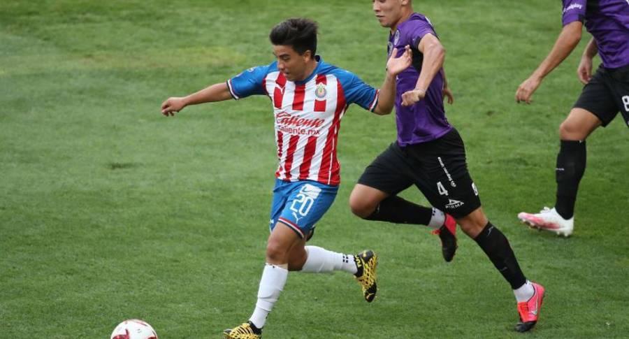 Chivas derrota al Mazatlán y pasa a semifinal de Copa por México
