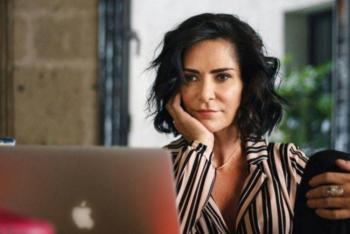 Acusa Lydia Cacho a Gertz Manero de mentir sobre Kamel Nacif