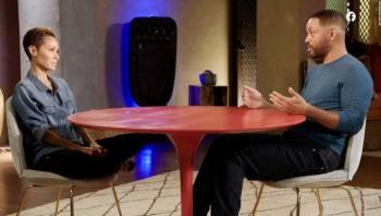 Jada Pinkett confiesa ante Will Smith haber tenido un romance con un rapero