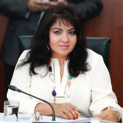 Nestora Salgado fue dada de alta, anunció Monreal