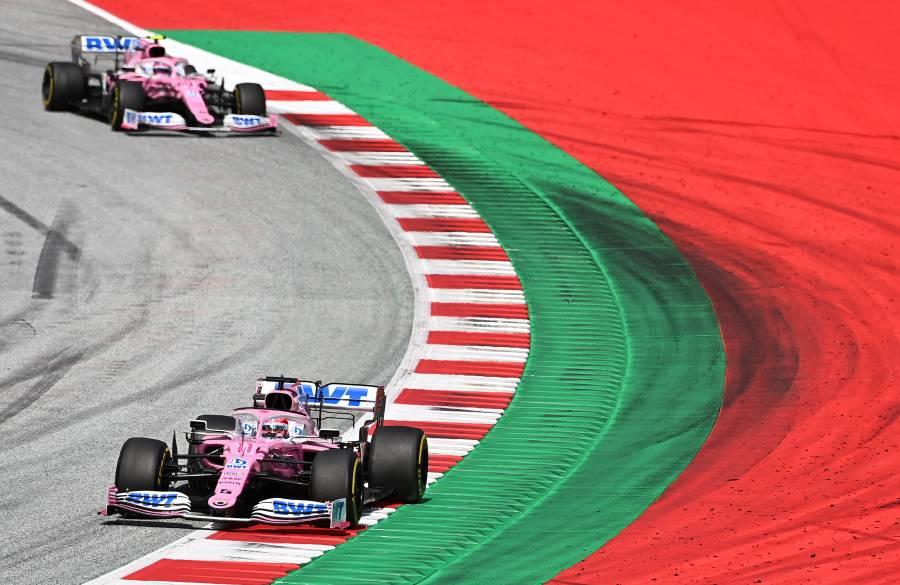 """Hamilton gana el GP de Estiria; """"Checo"""" en el sexto lugar"""