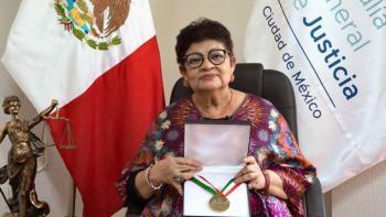Destaca Ernestina Godoy labor de abogados de la FGJCDMX