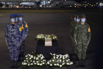Arriban a México, cenizas de 245 mexicanos fallecidos por Covid-19 en EU