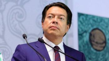 Gobierno de la 4T va en serio en la lucha contra la corrupción y la impunidad: Mario Delgado