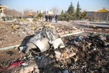 Irán admite que derribó avión ucraniano por error