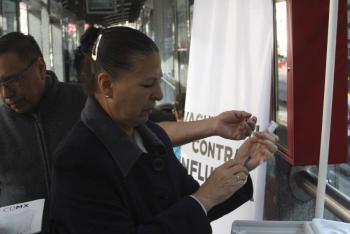 GobCDMX reforzará campaña contra la influenza