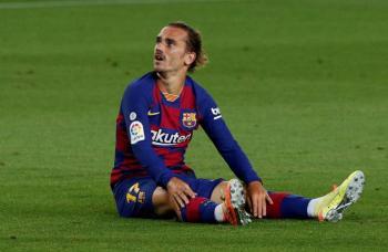 Griezmann causa baja con el Barcelona