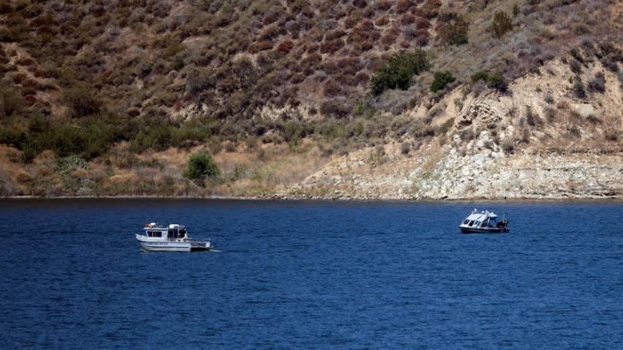Encuentran cuerpo en lugar cercano al Lago Piru, donde desapareció Naya Rivera
