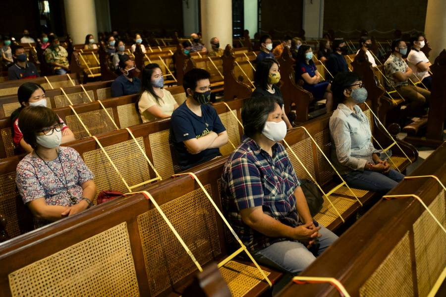 Mundo rompe récord de  contagios: 230,370 en 24 horas