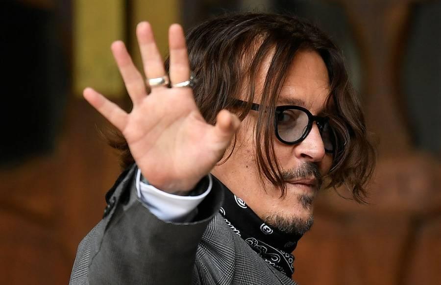 Johnny Depp concluye testimonio en juicio por difamación en Londres
