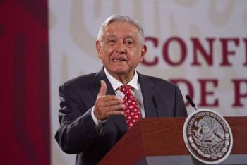 """""""Lo que deseo es una conciliación entre Gertz Manero y Santiago Nieto"""": AMLO"""